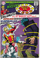 House Of Mystery #168 Silver Age DC Comics VF