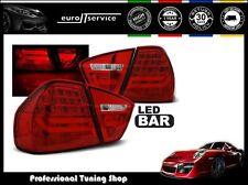 FEUX ARRIERE ENSEMBLE LDBMC7 BMW E90 2005 2006 2007 2008 RED LED BAR