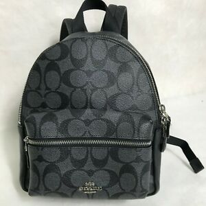 Auth Coach backpack backpack F58315 from Japan gf036