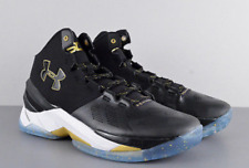 Men's Under Armour Curry 2 LE Limited Edition Basketball Shoe 1280303-001 Gold