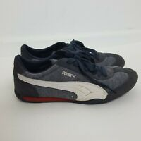 PUMA Women's Sneakers Size 8  Blue-Gray Running Shoes