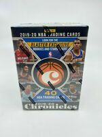2019-20 NBA Panini Chronicles Basketball FACTORY SEALED BLASTER BOX NEW JA ZION