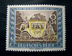 """GERMANIA ,GERMANY1943 D.REICH """" Giornata del francobollo """" 1 Valore Cpl SET MH"""