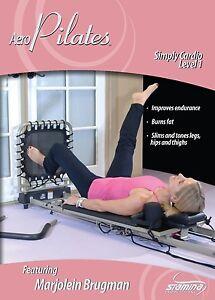 AeroPilates Level One Simply Cardio Workout DVD 05-0007D