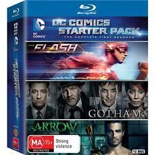 DC Comics Starter Pack (Bluray) (Region B) Aussie Release