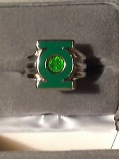GREEN LANTERN RING 1998 DC DIRECT RING SUPER RARE ORIGINAL
