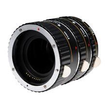Vivitar Macro Auto Focus Extension Tube Set for Canon T7i T6i T5i T4i T3i 2i