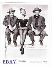 Marlene Dietrich Rancho Notorious VINTAGE Photo
