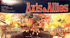 1984 MIlton Bradley Axis & Allies WWII Gamemaster Series Board Game Spring 1942