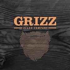 Grizz Beard Balm - Mint, Orange & Ginger (100grams)