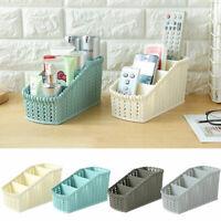Office Desktop Storage Basket Kitchen Box Bin Makeup Container Organizer Holder