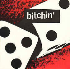 "BITCHIN'  - Anthem (GERMAN PUNK RED VINYL SINGLE 7"")"