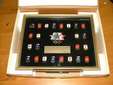 LOS ANGELES 1984 XXIII OLIMPIC GAMES-LIMITED EDITION COLLECTOR'S PINS  SERIES  3