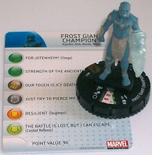 Frost Giant Champion #031 #31 Avengers Movie Marvel Heroclix