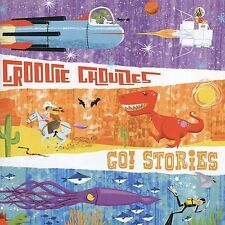 Groovie Ghoulies Go Stories CD