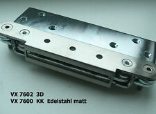Simonswerk Aufnahmeelement VX7602 3D KK Edelstahl matt