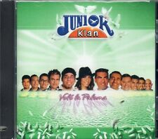 Junior Klan Volo La Paloma     BRAND NEW FACTORY SEALED (PROMOTION)  CD