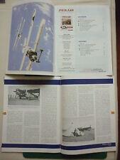 12/2007 REVUE PEGASE N°127 LENGELLE CAUDRON G3 G4 CHARLES NUNGESSER AMIOT 143M
