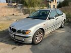 2002 BMW 318 DIESEL MANUAL E46 LHD LEFT HAND DRIVE FRENCH REGISTERED