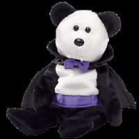"TY  BEANIE BABIES ""COUNT"" THE BEAR MWMT"