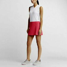 Nike sz M  Women's Golf 2 Piece Sport Knit Skirt w Shorts NEW $75 586842 680