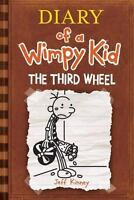 The Third Wheel (Diary of a Wimpy Kid, Book 7) by Jeff Kinney FREE SHIPPING