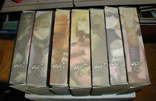 Samurai 7 Tv Anime Japan Sketch Book based on Akira Kurosawa Seven Samurai Movie
