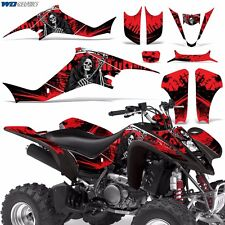 Qtech Race Alloy CNC Quad ATV Fuel Cap For Suzuki LTZ400 Kawasaki KFX 400 DVX