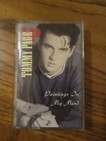 Tommy Page Paintings In My Mind Cassette 1990 Pop Free Shipping