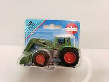 Siku 1039 Fendt Tractor With Front Loader Green 1/64