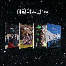 LOONA MONTHLY GIRL - mini 3rd Album [12:00 ] [4 ver. set] All package DHL SHIP