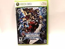 BlazBlue: Calamity Trigger for XBOX 360 * BRAND NEW & SEALED *