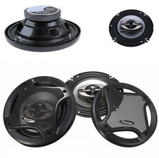 2x 6.5'' Auto Car Audio Coaxial Component Loud Speakers 400W 4 Way Subwoofer 12V