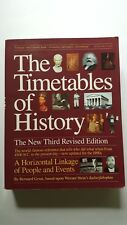 The Timetables of History A Horizontal Linkage of People and Events by Bernard