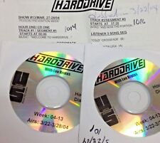 RADIO SHOW: HARDDRIVE 3/27/04 GUESTS: FINGER 11, SMILE EMPTY SOUL,PERFECT CIRCLE