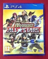 Warriors All-Stars - PLAYSTATION 4 - PS4 - NUEVO