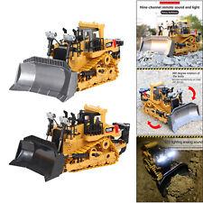 Ferngesteuerter Bulldozer Licht  und Tontechnik Auto Fahrzeug LKW Spielzeug