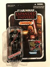 Star Wars Darth Malgus VC96 Vintage Collection New Sealed Unpunched