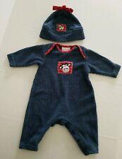 iCACHCACH CACH CACH MOO COW JUMPSUIT ROMPER One Piece  BABY boy 3 months
