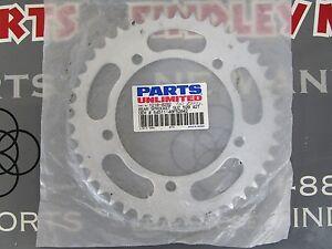 Parts Unlimited Rear Sprocket 1210-0292 42T 01-08 Suzuki GSX-R1000