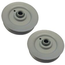 Cub Cadet Lawn Tractor Replacement Idler Pulley - 2 Pack