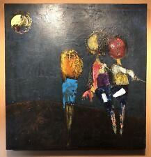 """David Eddy """"Night Crawler"""" Artwork"""