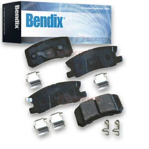 Bendix SBC868 Stop By Bendix Ceramic Brake Pads - Pair Left Right Pad PGD868 xn