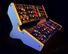 Behringer modello D risalente MOOG Synth Desktop Dual MDF Custom WAVE STAND