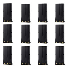 12 X 1200mAh KNB-14A KNB-15A Battery for KENWOOD TK-260G TK-360G TK-2100 TK-3100