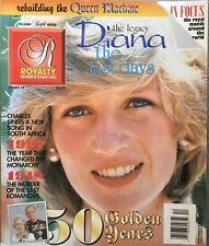 Royalty Magazine Vol 14 No 12 - Diana The Last Days