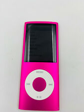 Apple iPod Nano 4th Generation Pink (8 GB) | 923 Songs! | Fast Ship MB735LL/A