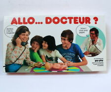Allo... Docteur ? jeu Gay-Play vintage 1981