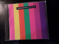CD ALBUM - PET SHOP BOYS - INTROSPECTIVE
