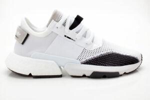 Adidas POD-S3.1 Unisex Turnschuhe Schuhe DB2929 weiß-schwarz